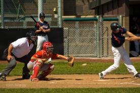 Luke Baseball Catcher